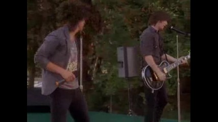 Camp Rock - I play my music