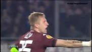 Торино 1 - 0 Зенит ( 19/03/2015 ) ( лига европа )