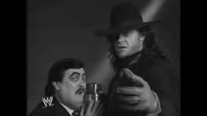 The Undertaker - Power Of The Darkside