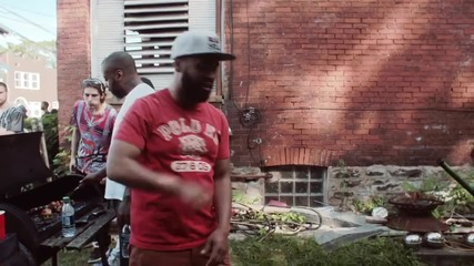 Boaz feat. Chevy Woods and Cook tha Monster - 100