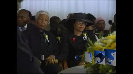 Нелсън Мандела е приет за изследвания в болница