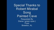Robert Mirabal - Painted Cave