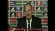 """""""Мидълзбро"""" – """"Челси"""" 0:2, Бенитес обяви, че напуска след края на сезона"""