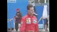 Michael Schumaher In Formula 1