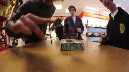 Mike Schneider and Dimitri Schlotthauer Game of Skate