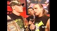 Wwe - Shawn Michaels И John Cena Правят Супер Смешна Реклама