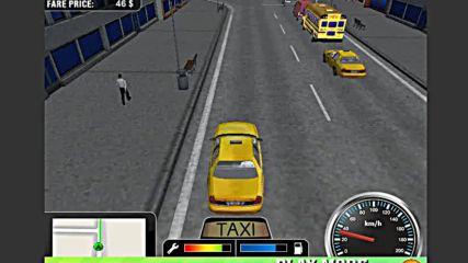 Ставам таксиметров шофьор.
