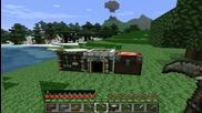 |minecraft| Bukkit еп.4 - Започвам къща