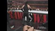 Стив Остин Срещу Гробаря - Raw is War 28/06/99 [ High Quality ]