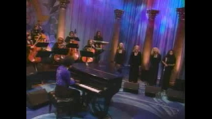 Enya - Only Time (live On Jay Leno)