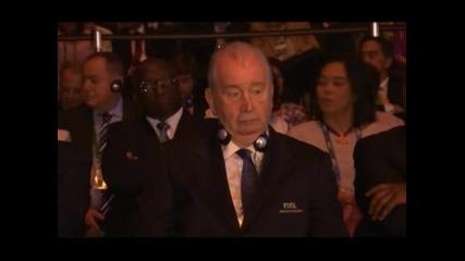 На о. Мавриций започна 63-ият редовен конгрес на ФИФА