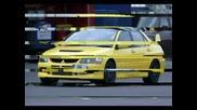 Mitsubishi Evolution Tuning