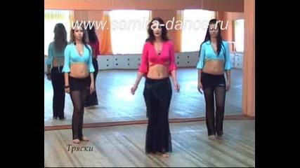 Урок 15 по bally dance