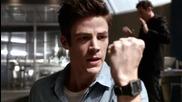 Светкавицата 2x05 - Забавни моменти