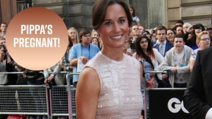 Pippa Middleton confirms her first pregnancy