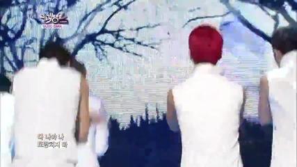 130524 Kbs Music Bank - Vixx - Hyde