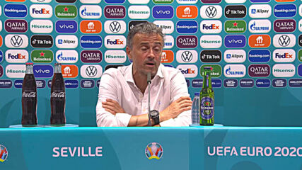 Spain: 'We failed' - Spanish coah following 0-0 draw with Sweden at Euro 2020