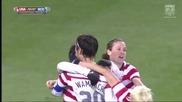 Женски футбол- Сащ- Шотландия 3:1,13.02.2013