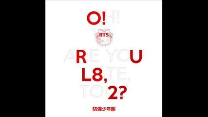 Bts - O!rul8,2? [full Album]