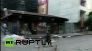 Турция: Коктейли Молотов и сълзотворен гас прелитат при сблъсък на ПКК с полицията