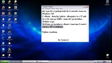 Temi za Windows Xp :) :)