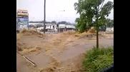 Toowoomba наводнения 01.10.2011