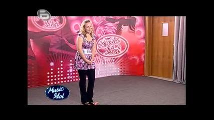 Music Idol 3 - Талантливата Лоран Марч От Нотингам, Англия