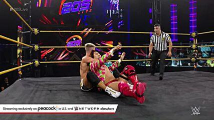Ikemen Jiro vs. Grayson Waller: WWE 205 Live, July 30, 2021