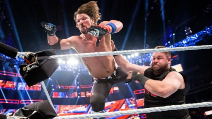 AJ Styles vs. Kevin Owens: SummerSlam 2017 (Full U.S. Title Match)