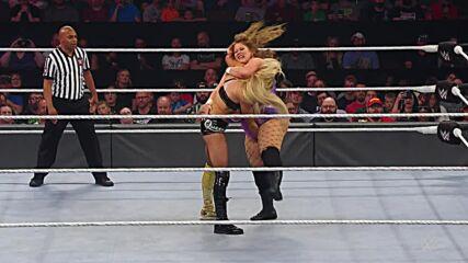 Charlotte Flair vs. Doudrop – Raw Women's Championship Match: Raw, Sept. 27, 2021