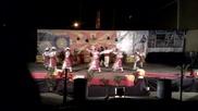 Българска танцова група в Охрид 2 България 2
