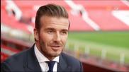 Manchester United - David Beckham 7