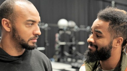Oliver Carter agrees to partner with Ashton Smith: WWE.com Exclusive, Oct. 17, 2019
