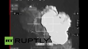 Syria: French Air Force jets hit IS targets in Raqqa