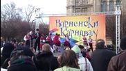 Варненският Карнавал По Случей Заговезни.най-големия В България