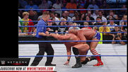 Brock Lesnar outlasts Kurt Angle in 60-Minute WWE Iron Man Match: SmackDown, Sept. 18, 2003