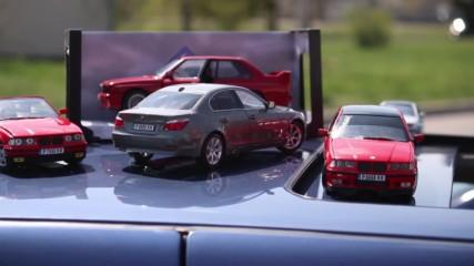 Под/засада ви представя най-големите BMW машини в град Русе