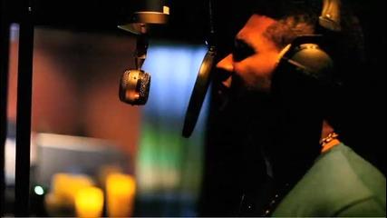 Under the Mistletoe - Джъстин и Ъшър в студиото