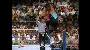 WWF Bret Hart vs. Mr. Perfect - King Of The Ring 1993