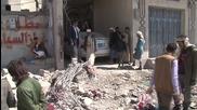 Yemen: 10 killed in Saudi-led coalition airstrike in Sanaa