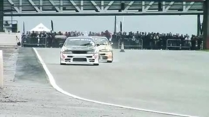 Big Drift Crash !!!