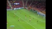 Галатасарай 1:4 Арсенал (9.12.2014)
