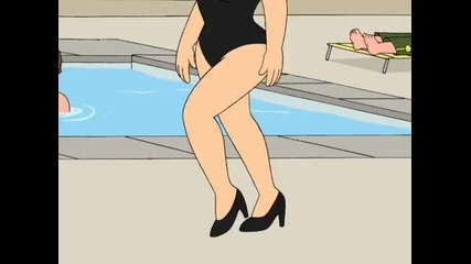 Family Guy - 18 years old Lois - Movie Reference