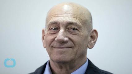 Former Israeli PM Olmert Sentenced to Prison in Bribery Case