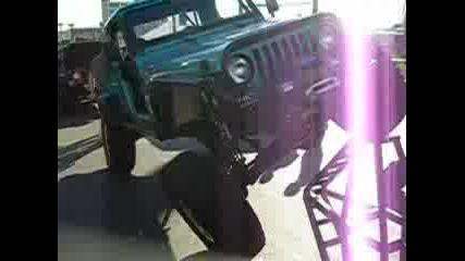 Sema 2007 Jeep Offroad