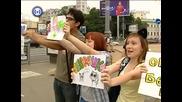 В Москава за пореден път прегръщат хората