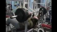 Вдигане на тежести..със стомах
