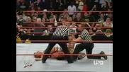Edge Преебава Много Важен Мач Между Randy Orton And Hbk