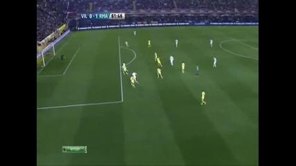 Виляреал 1:1 Реал Мадрид