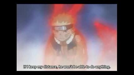 Naruto - The Nine Tail Demon